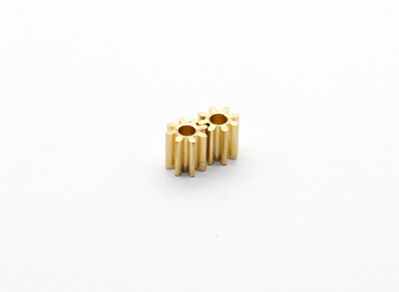 Engranaje de piñón 8T (2pcs) - Basher Rocksta 1/24 4WS Mini Rock Crawler