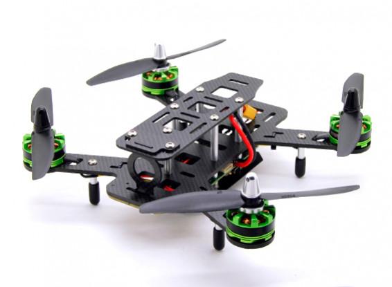 Quanum fuera de la ley 180 que compite con aviones no tripulados (P & P)