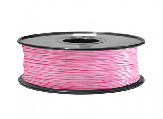 HobbyKing 3D Filamento impresora 1.75mm ABS 1kg Carrete (P.1905C rosa)