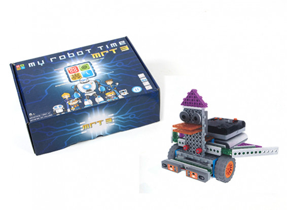 Robot Kit Educativo - Curso MRT3-2 Principiante