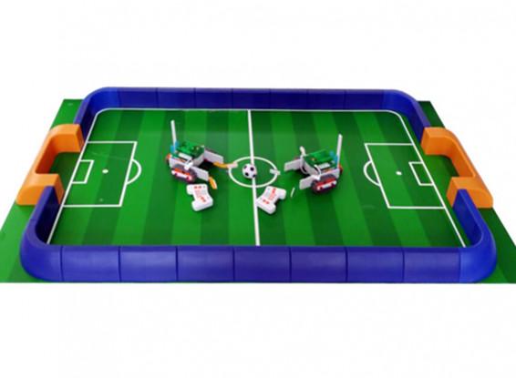 Robot Kit Educativo - MRT3 robot de fútbol y el estadio