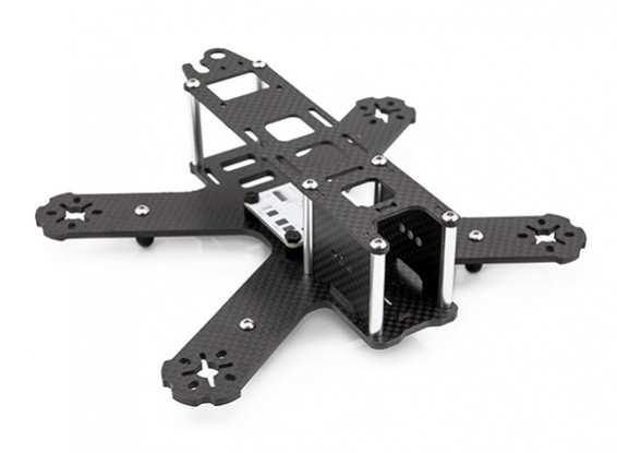 Lumenier QAV180 Mini FPV aviones no tripulados (único marco)