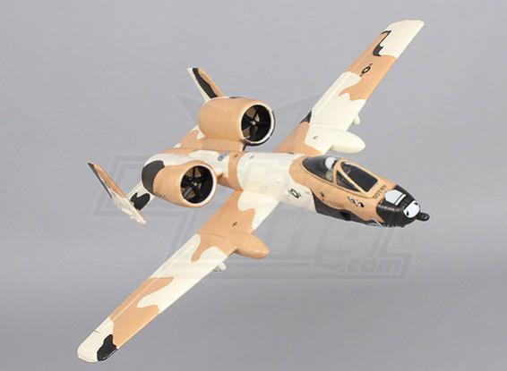 A-10 Doble 35 mm Micro Jet EDF EPO (PNF)