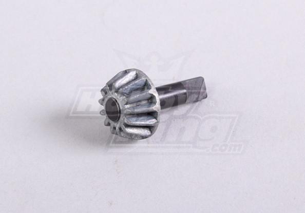 Engranaje de piñón principal W / eje y Pin (1PC / Bag) - A2016T y A3002