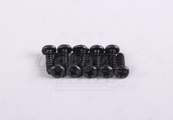 Cruz tornillo de cabeza de 3x8mm (10pcs / bag) - A2016, A2030, A2031, A2032, A2033 y A3007
