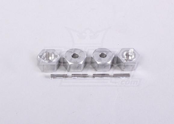 Conjunto Cubo de rueda (12 mm) - A2016