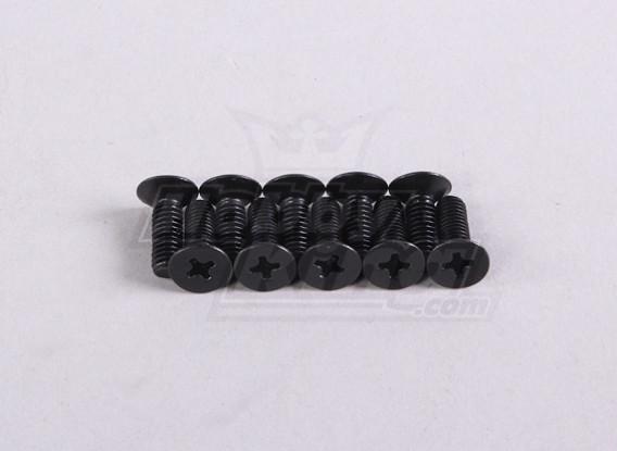 4 * 12 FH tornillo (10 piezas) - A2016T y A3015
