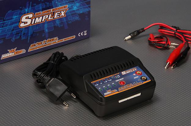 HobbyKing ™ Simplex 1 ~ 4S LiPo / LiFe 12.110 ~ cargador de 240v.