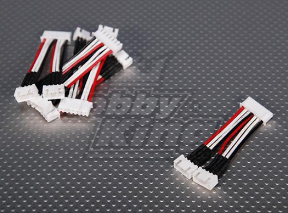 2 x 3S -> 6S JST-XH Splitter (5pcs / bolsa)