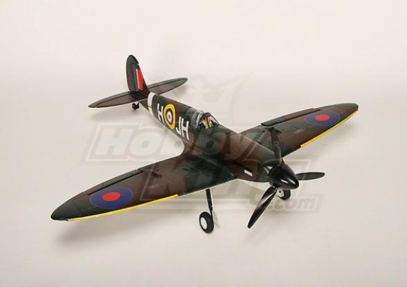 HobbyKing Spitfire w / sin escobillas del motor y ESC Plug-n-Fly