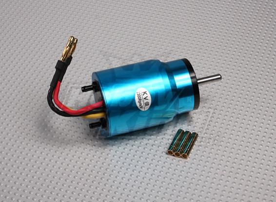 BL3650-2300kv refrigerado por agua sin escobillas del motor del barco