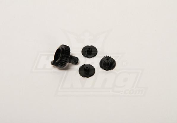 BMS-20704 engranajes del plástico para BMS-706 y BMS-761DD