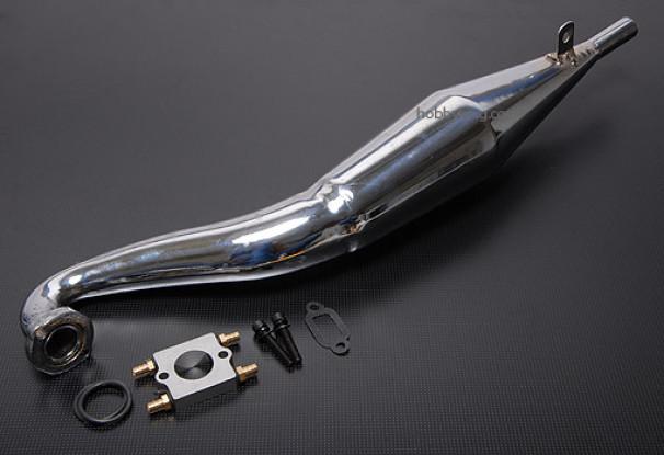 26cc aluminio Tune Pipe