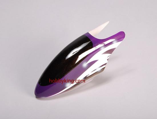 Canopy de fibra de vidrio para Trex-450