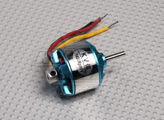 C2830-1400kv sin escobillas del motor Outrunner