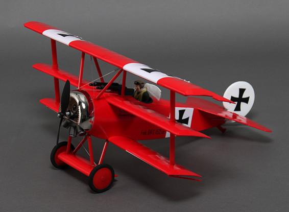 Fokker triplano Dr.1 640mm EPO (PNF)