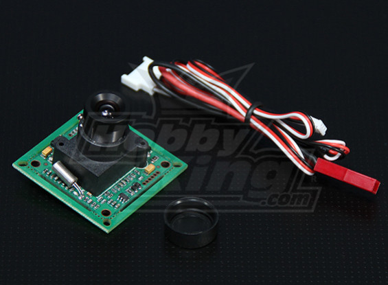 1/3 pulgadas de la cámara SONY CCD Video (NTSC)