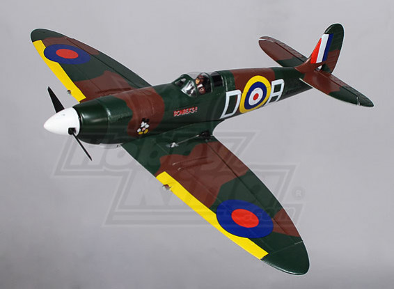 Spitfire Funfighter - EPO 665 mm (PNF)