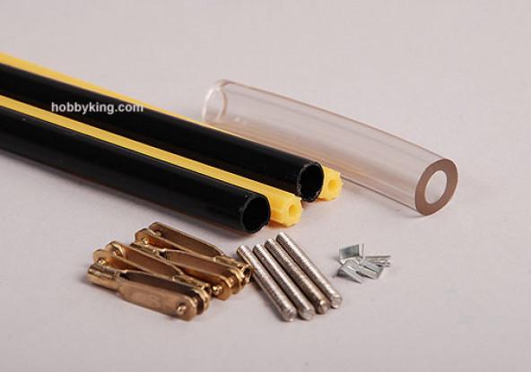Sullivan Gold-N-Rod 36 pulgadas / 91 cm de alto estrés 2sets