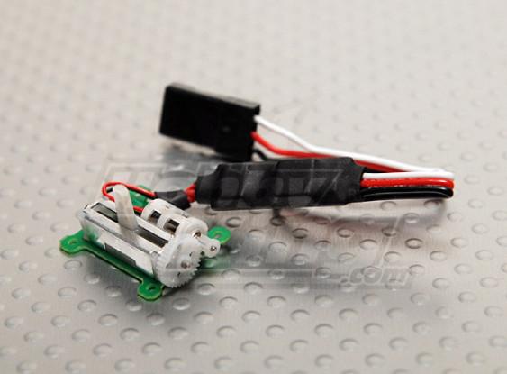 Micro Linear Servo 2,1 g (izquierda)