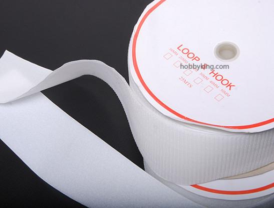Poliéster Hook & Loop Velcro V-FUERTE (1mtr)
