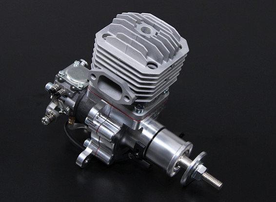 JC30 motor EVO gas w / CD-ignición 30cc / 4 HP @ 9.000 rpm