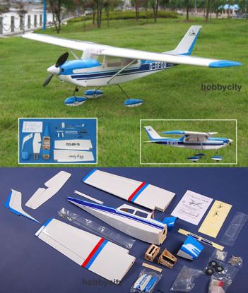 Cessna 172 ARF 0.15 / EP