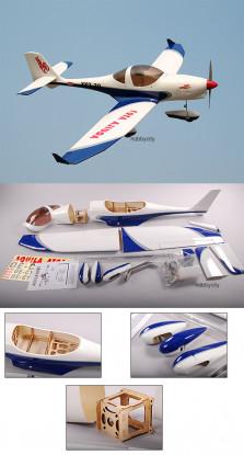 Aquila .70 ARF fibra de vidrio plano Deporte