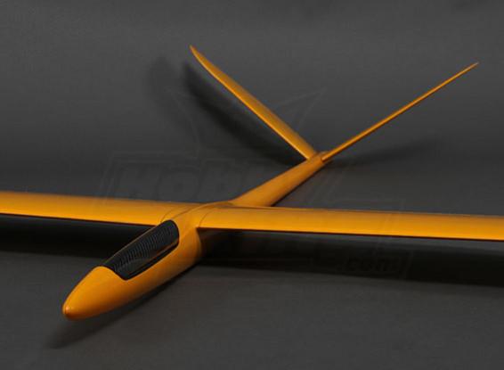 Matrix-30 de alto rendimiento completo compuesto Pendiente Soarer 2910mm w / aletas (ARF)