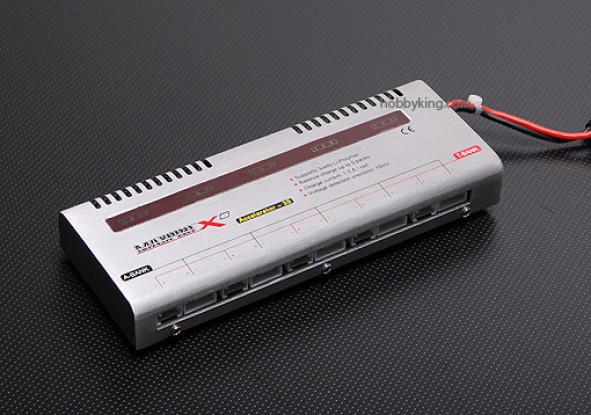 Maxpro-X6 Acelerador de 5 puertos para 3S LiPoly