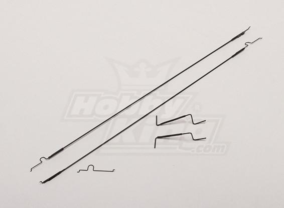 P-47 Ultra Micro - push-pull sustitución de cables Conjunto