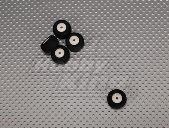 Diam pequeña rueda: 18 mm Anchura: 10 mm (5pcs / bolsa)