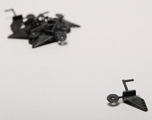 Control de luz Plano de piezas de plástico Set (10 piezas)