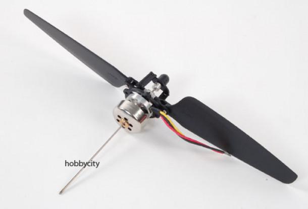 """Variable hélice y el motor de paso Set 10 """"Tipo A"""
