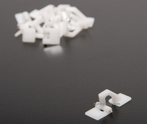 Hatch Bisagra 27x10.5mm (10 piezas)