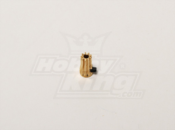 Engranaje de piñón de 2,3 mm / 0,5 M 9T (1 unidad)