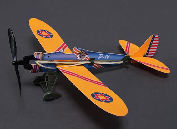 Goma elástica Powered Freeflight P-26 Modelo 466mm Span
