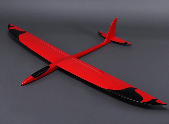 Razor completo compuesto de alto rendimiento Pendiente Soarer w / Flaps 1500mm (ARF)