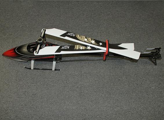 SCRATCH / DENT - Kit Helicóptero KDS Innova 700 V2 DFC Flybarless
