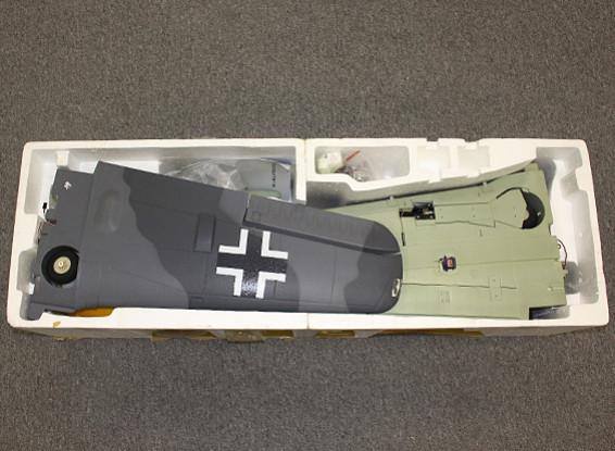 SCRATCH / DENT - HobbyKing ™ Focke Wulf FW-190 Warbird OEP 1600 mm (PNF)