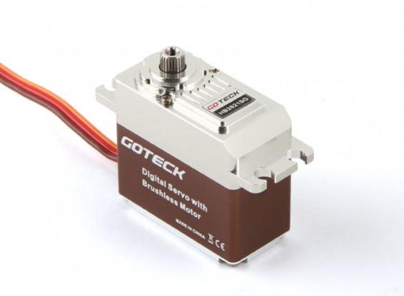 SCRATCH / DENT - Goteck HB2621S HV Brushless digital MG metal Entubado de alto par Servo 77g / 19kg / 0.07sec