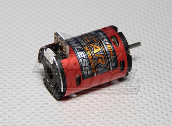 HobbyKing X-Car 5.5 Encienda Sensored motor sin escobillas 6000Kv