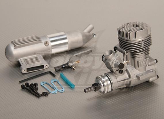 ASP S52A de dos tiempos Motor del resplandor de la válvula w / Remoto SA aguja