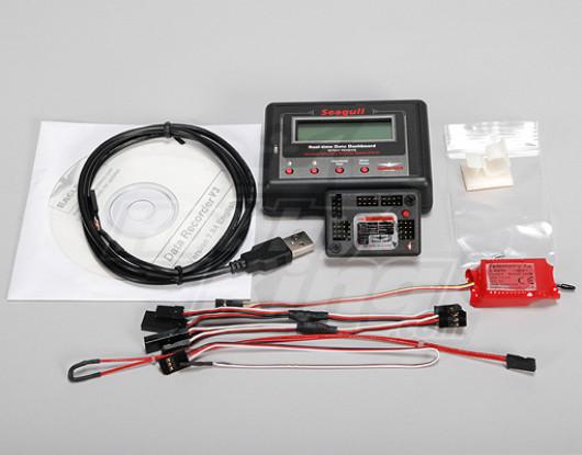 Seagull Wireless tablero de instrumentos del coche Sistemas 2.4Ghz / 100mW