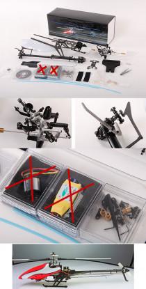 SJM 400 F-Pro Kit 80% Completo