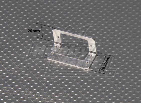 Aluminio Soporte de montaje para 9g servos (1 unidad)