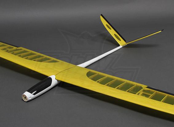 Specter-1800 Rendimiento Compuesto V-Tail EP Planeador 1800mm (ARF)