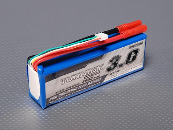 Lipo 35C Paquete Turnigy 3000mAh 4S