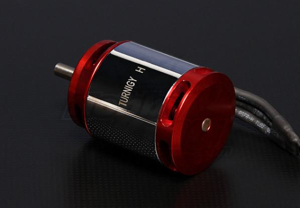 Turnigy 450 H2218 sin escobillas 2100KV outrunner