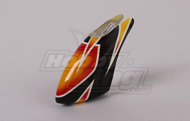 Canopy de fibra de vidrio para Trex-250